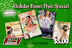design great event flyers FAST