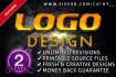 design MODERN business logo