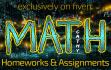 help in MATHEMATICS online test calculus
