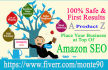 seo service for amazon page ranking first