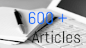 give you more than 600 articles