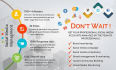do marketing and management of your social media page