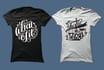 create amazing Tshirt design