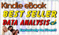 provide a Kindle eBook Best Seller Data Analysis Report