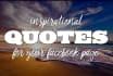 design 7 inspirational facebook post images