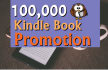 do massive promotion for your kindle book