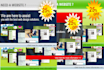 design creative web banner ads for you