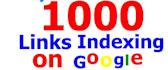 index your backlink on google