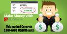 show u Clickbank Earning Method 600 DOLLAR a Month   Guarantee