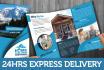 do professional brochure and brochure design