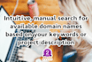 find effective expired domains based on your keyword