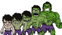 superhero Agent is back with seven little facts Hulk