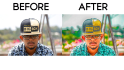 do photograph retouching and enhancing