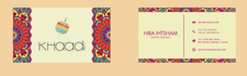 design an eye catching business card for you