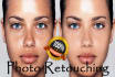 adobe Photoshop edit, photo Retouching