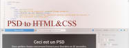 convert psd to html and css for you