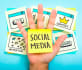 come up with an effective social media strategy