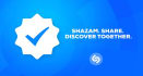 shazam your song from a VERIFIED account with over 12K fans