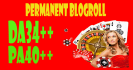 give link DA34x5 site GAMBLING blogroll permanent