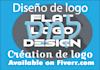 do 4 Flat Minimalist logo with free source file