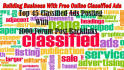 post your Ads on 45 top rated classified website