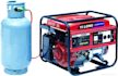 show you how to converter any fuel Generator to LPG