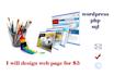 do i am really good at web designing