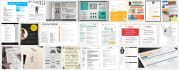 create and design a RESUME, Cover Letter or LinkedIn and more