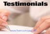 provied A local Testimony For You Business