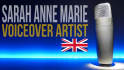 be your British female professional voice over artist
