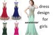 give you best dress design