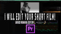 edit Your Short Film