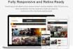 do news wordpress theme