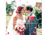create Wedding Video Collage for Instagram