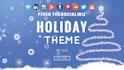 design seasonal theme advertisements