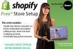 small shopify tasks,customization,shopify app development