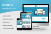 make change responsive website with bootstrap