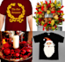 make an enchanting Christmas Tshirt design