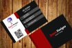 design business card with 3 mockups