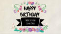 create a great Happy Birthday video for your loved ones