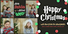 design personalized Christmas Cards