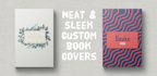 create a neat book cover, flyer, or poster for you