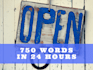 write original content up to 750 words in 24 hours