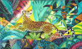 do colorful children book illustrations