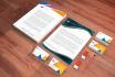 design Business card,Letterhead or Stationary,Branding