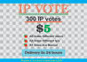 promote your online contest 300 ip