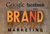 do Google AdWords and Facebook Ad Target Campaigns