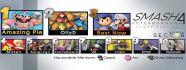 provide beginner lessons on competitive Super Smash Bros