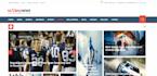 news Portal web site