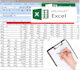 perfectly work on your complicated excel projects